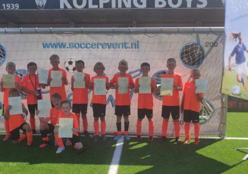 soccer event kolping boys
