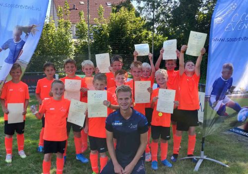 soccer event wieringermeer